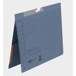 Pendelhefter Amtsheftung mit Dehntasche am Rückdeckel innen 320g blau Manilakarton Elba 100570019 Produktbild