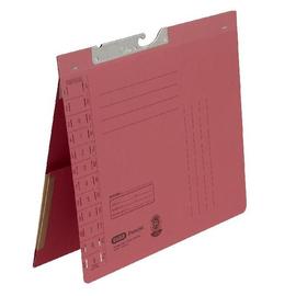 Pendelhefter Amtsheftung mit Dehntasche am Rückdeckel innen 320g rot Manilakarton Elba 100570022 Produktbild