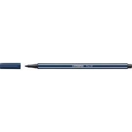 Fasermaler Pen 68 1mm Rundspitze paynesgrau Stabilo 68/98 Produktbild
