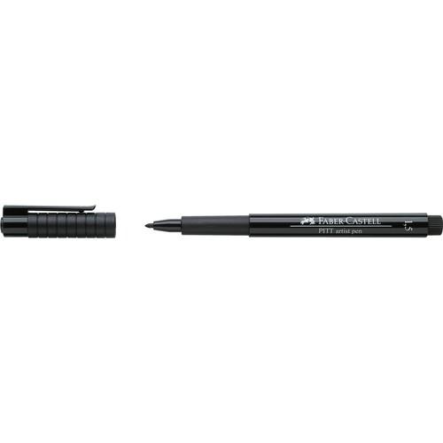 Tuschestift PITT ARTIST PEN 1,5mm breit schwarz Faber Castell 167890 Produktbild Front View L