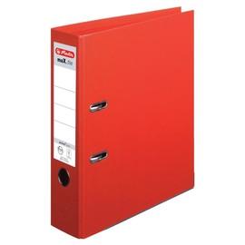Ordner maX.file protect+ A4 80mm rot Kunststoff Herlitz 10834323 Produktbild