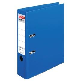 Ordner maX.file protect+ A4 80mm blau Kunststoff Herlitz 10834331 Produktbild
