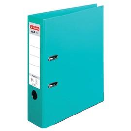 Ordner maX.file protect+ A4 80mm mint Kunststoff Herlitz 10834380 Produktbild