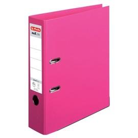 Ordner maX.file protect+ A4 80mm fuchsia Kunststoff Herlitz 10834497 Produktbild