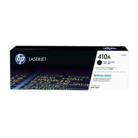 Toner 410A für Color Laserjet Pro M452/ M477fdn 2300Seiten schwarz HP CF410A Produktbild