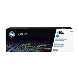Toner 410X für Color Laserjet Pro M452/ M477fdn 5000Seiten cyan HP CF411X Produktbild