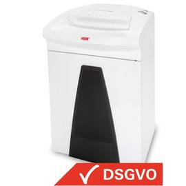 Aktenvernichter SECURIO B26 für 14-16Blatt 4,5x30mm Partikelschnitt HSM 1803111 (Sicherheitsstufe P-4) Produktbild
