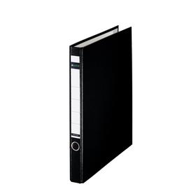 Ordner 1014 mit Reißmechanik A4 35mm schwarz Kunststoff Leitz 1014-00-95 Produktbild