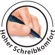 Kugelschreiber Soft Feel Clic Grip 0,4mm blau Bic 8373982 Produktbild Additional View 7 S