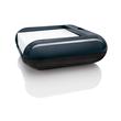 Haftnotizbox eyestyle mit Stiftehalter + Haftnotizen dunkelgrau/schwarz Kunststoff-Acryl Sigel SA162 Produktbild Additional View 3 S