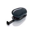 Locher eyestyle dunkelgrau/schwarz Kunststoff-Acryl Kombination Sigel SA163 Produktbild