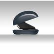 Locher eyestyle dunkelgrau/schwarz Kunststoff-Acryl Kombination Sigel SA163 Produktbild Additional View 1 S