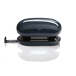 Locher eyestyle dunkelgrau/schwarz Kunststoff-Acryl Kombination Sigel SA163 Produktbild Additional View 2 S