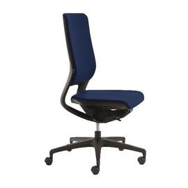 Bürodrehstuhl ohne Armlehnen Klöber dunkelblau Standard Mera98  0428-70 Produktbild