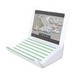 Aktion Ladestation für iPads/IPhone/ Tablet weiß Leitz 6264-00-01 Produktbild Additional View 5 S