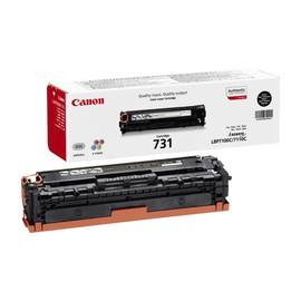 Toner 731BK für LBP-7100/MP-620 1400 Seiten schwarz Canon 6272B002 Produktbild