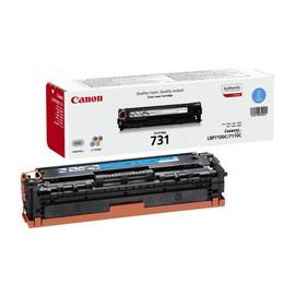 Toner 731C für LBP-7100/MP-620 1500 Seiten cyan Canon 6271B002 Produktbild