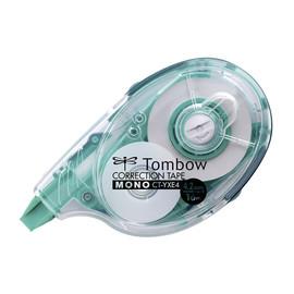 Korrekturroller nachfüllbar 4,2mm x 16m klar/grün Tombow CT-YXE4 (ST=16 METER) Produktbild