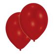 Luftballons Standard B90 ø27,5cm rot Latex Amscan INT995433 (PACK=10 STÜCK) Produktbild