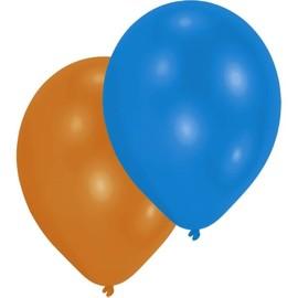 Luftballons Metallic ø27,5cm sortiert Latex Amscan INT995423 (PACK=10 STÜCK) Produktbild