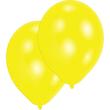 Luftballons Standard B90 ø27,5cm gelb Latex Amscan INT995431 (PACK=10 STÜCK) Produktbild