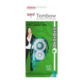 Nachfüllkassette für Mono YXE4 4,2mm x 16m Tombow CT-YRE4 (ST=16 METER) Produktbild