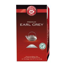 Schwarzer Tee Earl Grey Teekanne Nr. 6245 (PACK=20 BEUTEL) Produktbild