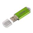 Dankeschön USB Stick Flash Pen 2.0 Laeta 64GB 10MB/s grün Hama 00104300 Produktbild Additional View 1 S