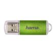 Dankeschön USB Stick Flash Pen 2.0 Laeta 64GB 10MB/s grün Hama 00104300 Produktbild Additional View 2 S