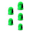 Blattwender Größe 2 ø 15mm grün Läufer 77211 (PACK=10 STÜCK) Produktbild
