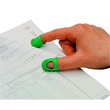 Blattwender Größe 2 ø 15mm grün Läufer 77211 (PACK=10 STÜCK) Produktbild Additional View 1 S