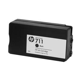 Tintenpatrone 711 für HP DesignJet T120/ T520 80ml schwarz HP CZ133A Produktbild