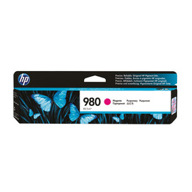 Tintenpatrone 980A für OfficeJet Enterprise Color X555 80,5ml magenta HP D8J08A Produktbild