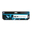 Tintenpatrone 980A für HP OfficeJet Enterprise Color X555 203,5ml schwarz HP D8J10A Produktbild
