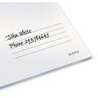 Notizbuch WOW Hardcover kariert 80Blatt A5 pink metallic Leitz 4628-10-23 Produktbild Additional View 2 S