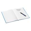 Notizbuch WOW Hardcover kariert 80Blatt A5 orange metallic Leitz 4628-10-44 Produktbild Additional View 1 S