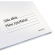 Notizbuch WOW Hardcover kariert 80Blatt A5 orange metallic Leitz 4628-10-44 Produktbild Additional View 2 S