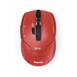 Optical Mouse Milano rot Hama 00182640 Produktbild
