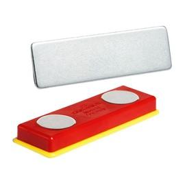 Magnet Set für DURACARD Karten selbstklebend Durable 8917 (PACK=10 STÜCK) Produktbild