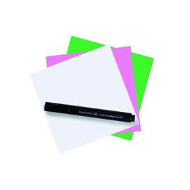Folien Haftnotizen Magic Chart Notes 10x10cm sortiert Legamaster 7-159599 (PACK=300 BLATT) Produktbild