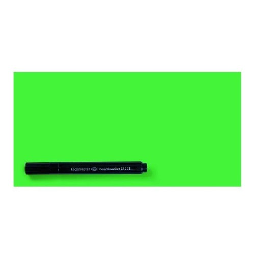 Folien Haftnotizen Magic Chart Notes 10x20cm grün Legamaster 7-159404 (PACK=100 BLATT) Produktbild