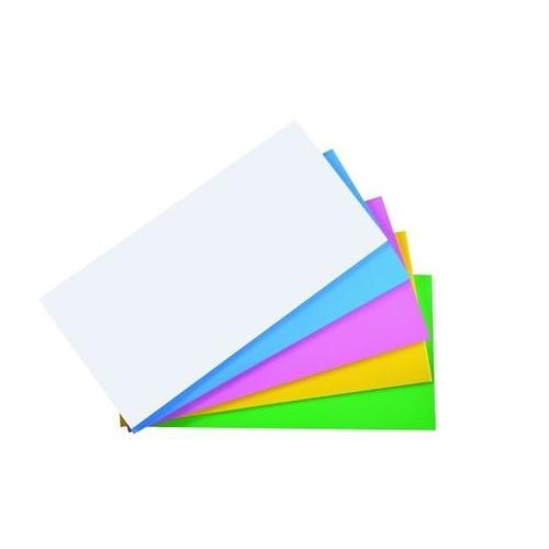 Folien Haftnotizen Magic Chart Notes 10x20cm sortiert Legamaster 7-159499 (PACK=500 BLATT) Produktbild Additional View 1 L
