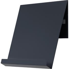 Prospektablage A4 230x90x300mm anthrazit Helit H6811888 (PACK=2 STÜCK) Produktbild