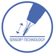 Fineliner Sensor 189 0,3mm gefederte Rundspitze lila Stabilo 189/58 Produktbild Additional View 5 S