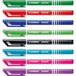 Fineliner Sensor 189 0,3mm gefederte Rundspitze lila Stabilo 189/58 Produktbild Additional View 2 S