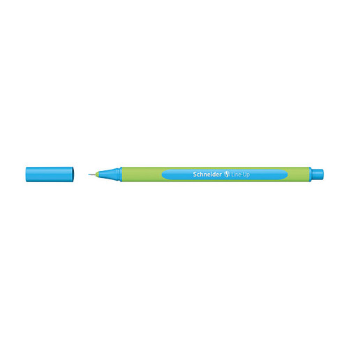 Fineliner Line-Up 0,4mm mineral-blue Schneider 191010 Produktbild Front View L