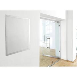 Informationsrahmen DURAFRAME 50x70cm silber selbstklebend Durable 4996-23 Produktbild
