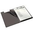 Klemmmappe Solid mit Deckel A4 weiß Polyfoam Leitz 3962-10-01 Produktbild Additional View 1 S
