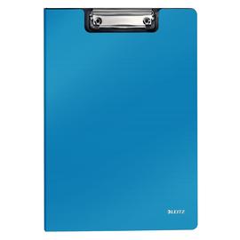 Klemmmappe Solid mit Deckel A4 hellblau Polyfoam Leitz 3962-10-30 Produktbild