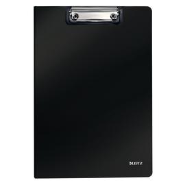Klemmmappe Solid mit Deckel A4 schwarz Polyfoam Leitz 3962-10-95 Produktbild